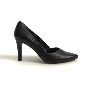 Franco Sarto Black Allair Heels